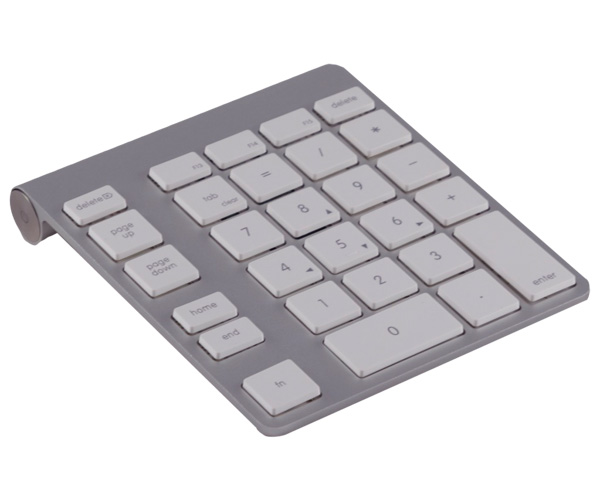 Wireless Aluminum Keypad