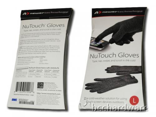 NuTouch Gloves Package