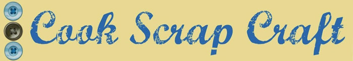 Cook Scrap Craft logo