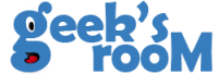 Geek's Room logo