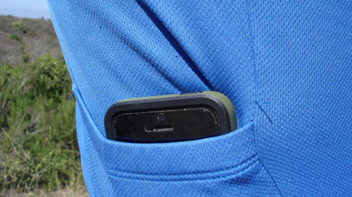 NuGuard KX in pocket