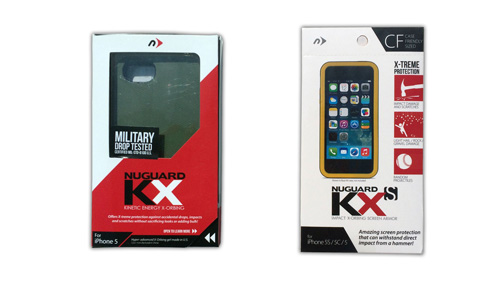 NuGuard KX for iPhone