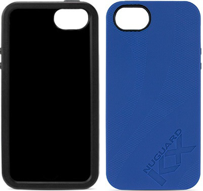 NuGuard KX case front and back
