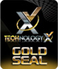 Technology X Gold Seal