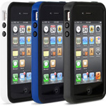 NuGuard KX black for iPhone 4/4S