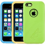 NuGuard KX green for iPhone 5C