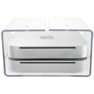 NuShelf Dual Mac mini 2010, 2011, 2012 to Current Front