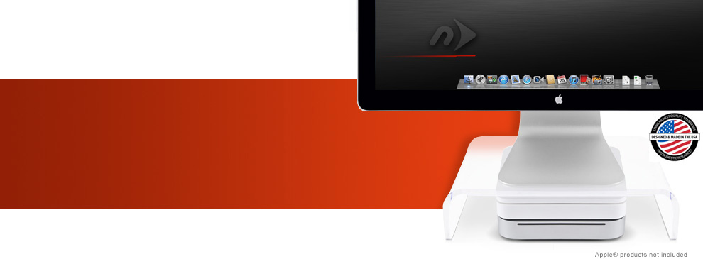 User manual newertech mustang mini xl monitor riser for mac download