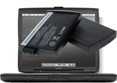 NuPower Batteries for PowerBook G3 Pismo