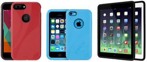 KX Cases for iPhone and iPad