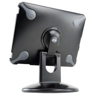 NuGuard GripStand with GripBase iPad Rear Black