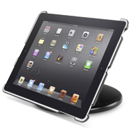 NuGuard GripStand 2 with GripBase iPad Low Black
