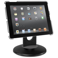 NuGuard GripStand 2 with GripBase iPad Horizontal Black