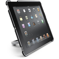 NuGuard GripStand 3 with Black iPad Horizontal