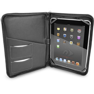 iFolio Black with iPad