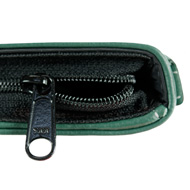 iFolio dark green Zipper