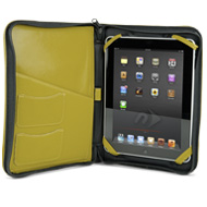 iFolio lite green with iPad