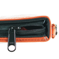 iFolio orange Zipper