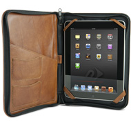 iFolio tan with iPad