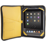 iFolio yellow with iPad