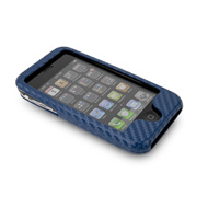 Blue NuCase Case for iPhone 3