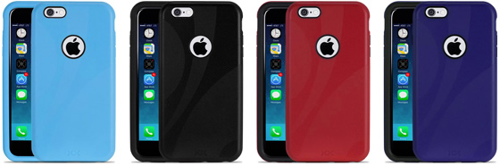 KX cases for iPhone 6 and iPhone 6 Plus