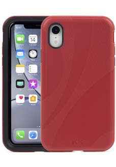 Crimson KX Case for iPhone Xr