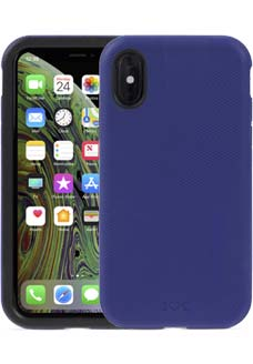 Midnight KX Case for iPhone Xs/X