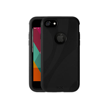 Gallery - KX for iPhone 7 - Black - Thumbnail