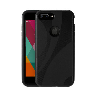 Gallery - KX for iPhone 7 Plus - Black - Thumbnail