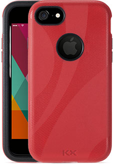 Crimson KX Case for iPhone 7