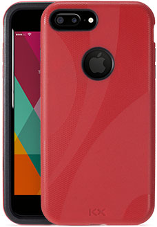 Crimson KX Case for iPhone 7 Plus