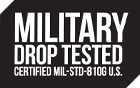 Military Drop Tested