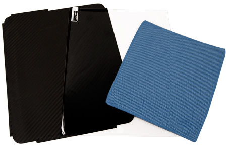 NuGuard Protection Kit Carbon Includes