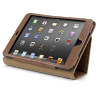The Pad Protector mini Brown Front