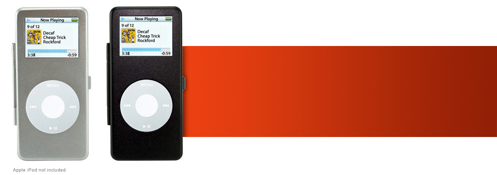 NuPower NuShield for iPod nano