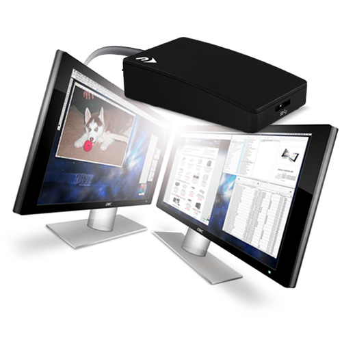 NewerTech® : Video : USB 3 0 to DVI/HDMI/VGA to Video Display Adapter