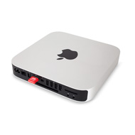 Adapter with Mac mini