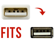 HDMI USB to USB Port